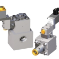 2/2 way valve hydraulic for water