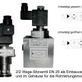 Ablassventil DN25 elektrisch