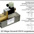 3-2 directional pilot valve DN10