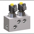 3/2 directional control valve for water
