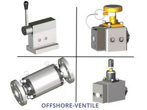 Offshore Wasserhydraulik