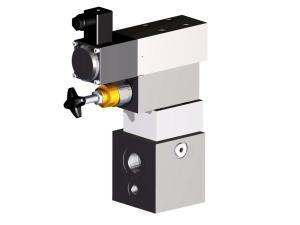 Proportional Druckbegrenzungsventil Rohrleitung Wasser