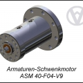 Schwenkmotor ASM 40-F04-V9
