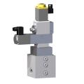 Proportional-Druckbegrenzungsventil mit drucklosem Umlauf für die Rohrleitungsmontage vorgesteuert